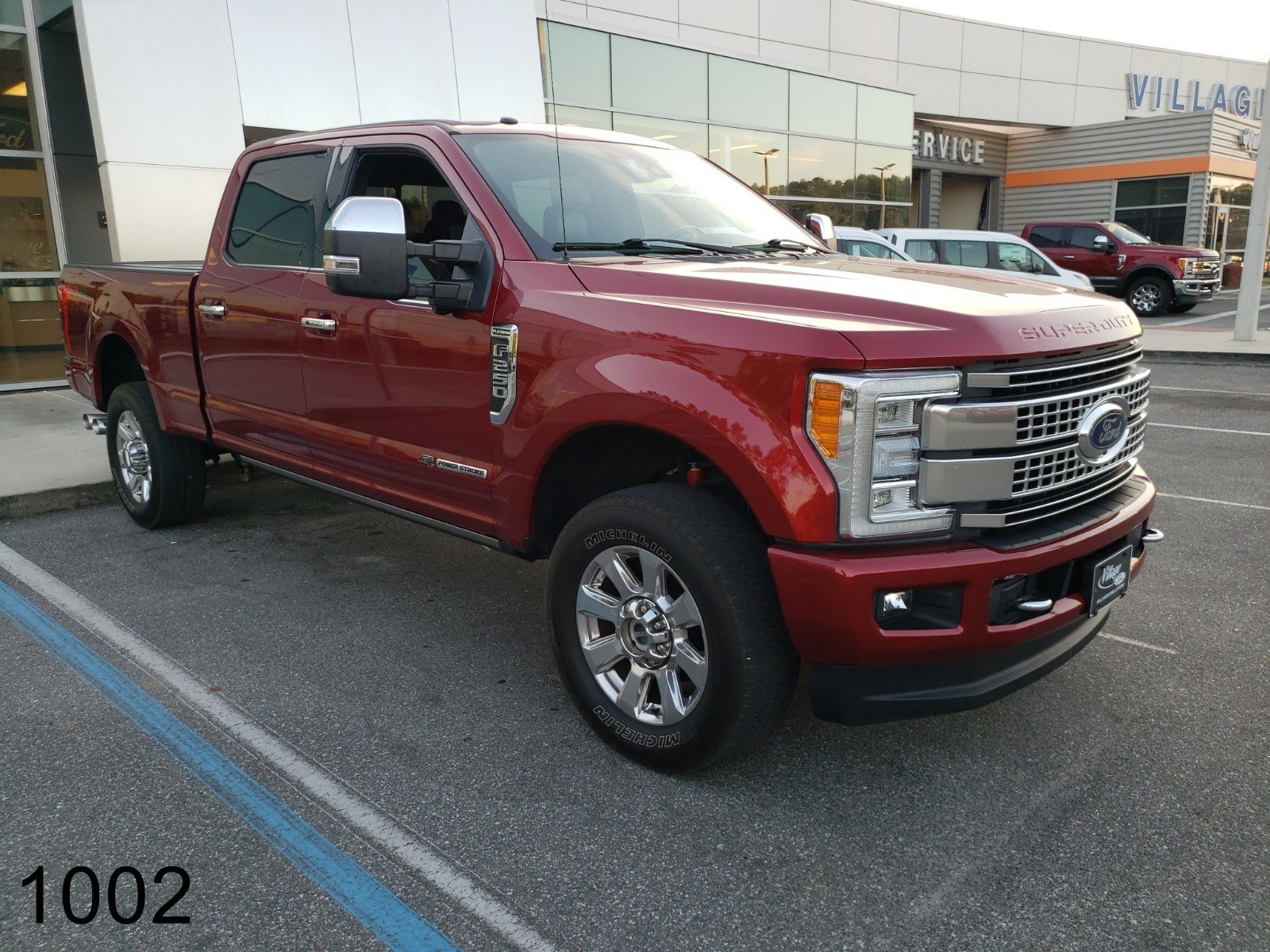 Pre-Owned 2017 Ford Super Duty F-250 SRW 4WD