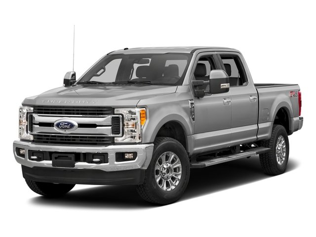 Pre-Owned 2017 Ford Super Duty F-350 SRW LAR 4W SRW