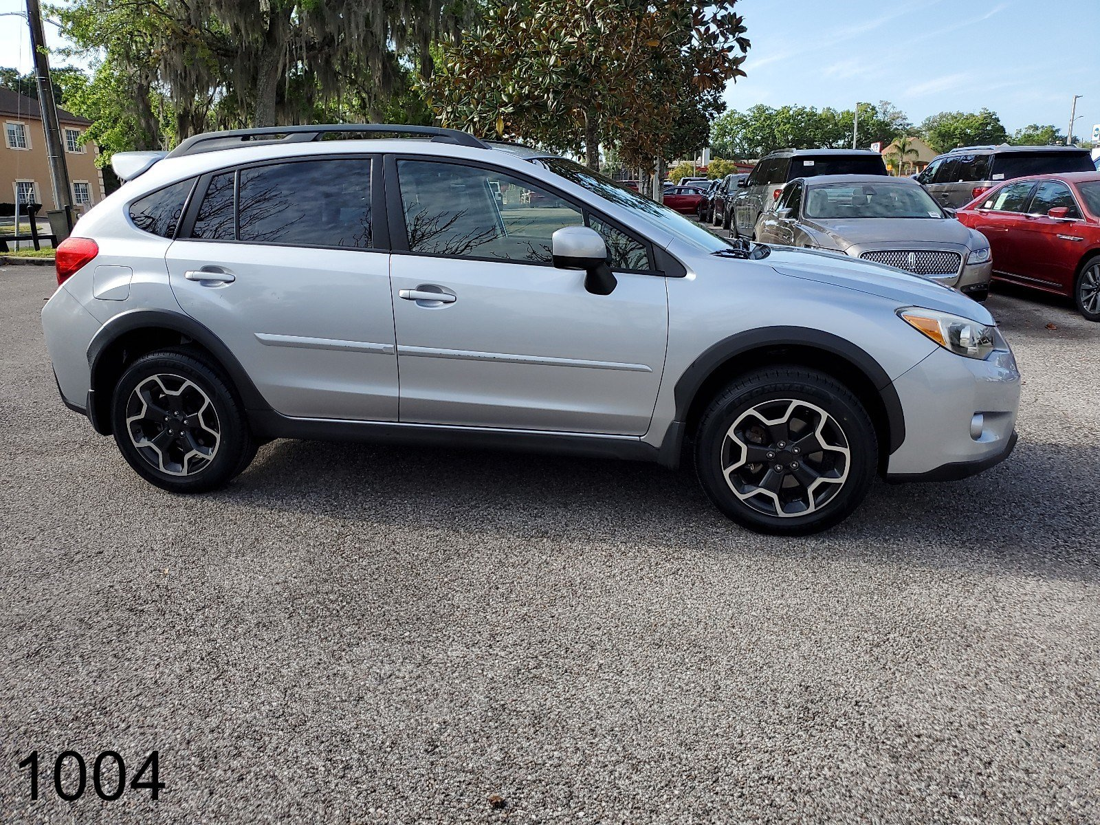 Pre-Owned 2013 Subaru XV Crosstrek Limited