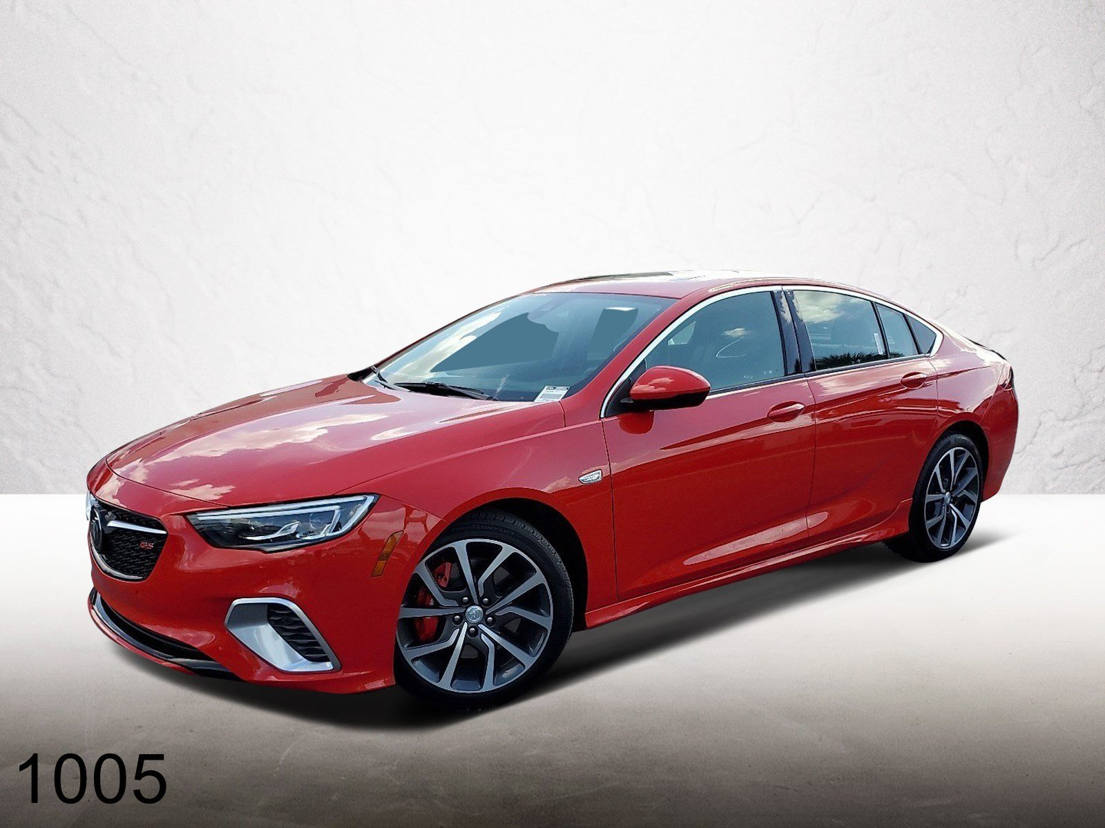 Pre-Owned 2019 Buick Regal Sportback GS