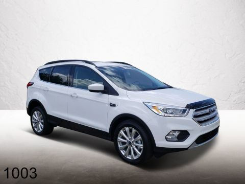 Pre-Owned 2019 Ford Escape SEL