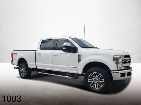 Pre-Owned 2018 Ford F-350SD Lariat