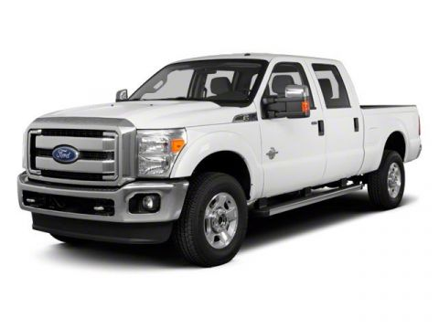 Pre-Owned 2011 Ford Super Duty F-350 DRW 4WD DRW